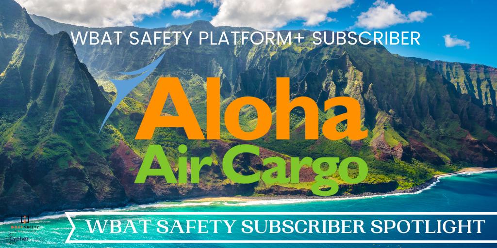 Subscriber Spotlight: Aloha Air Cargo