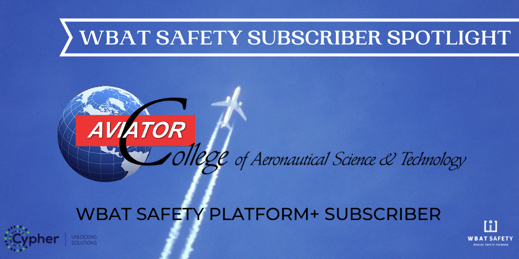 Subscriber Spotlight: Aviator College of Aeronautical Science and Technology