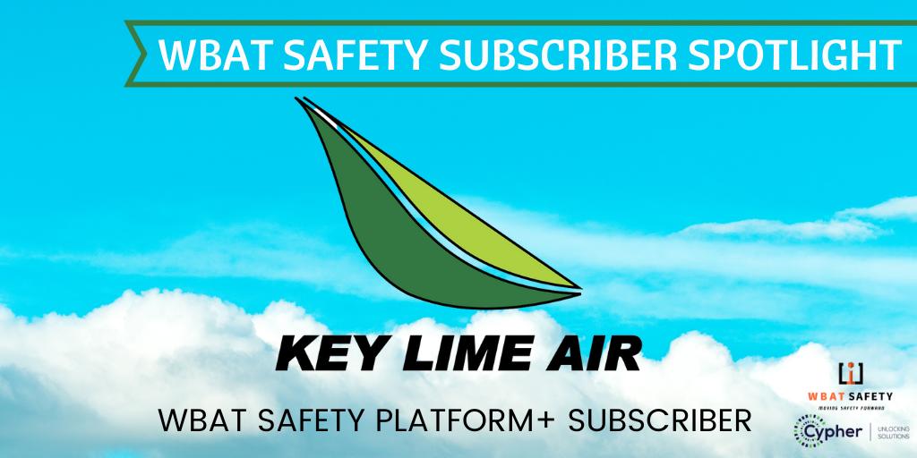 Subscriber Spotlight: Key Lime Air