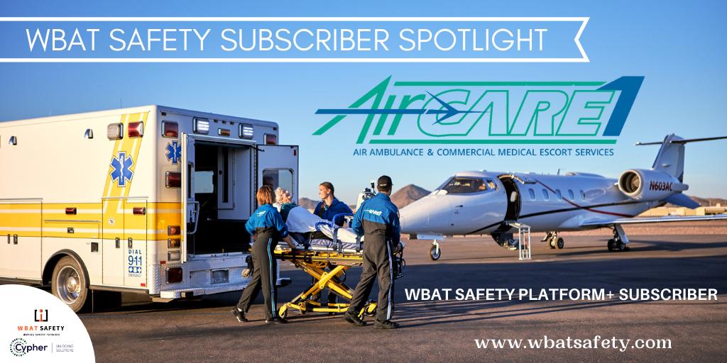 Subscriber Spotlight: AirCARE1 International